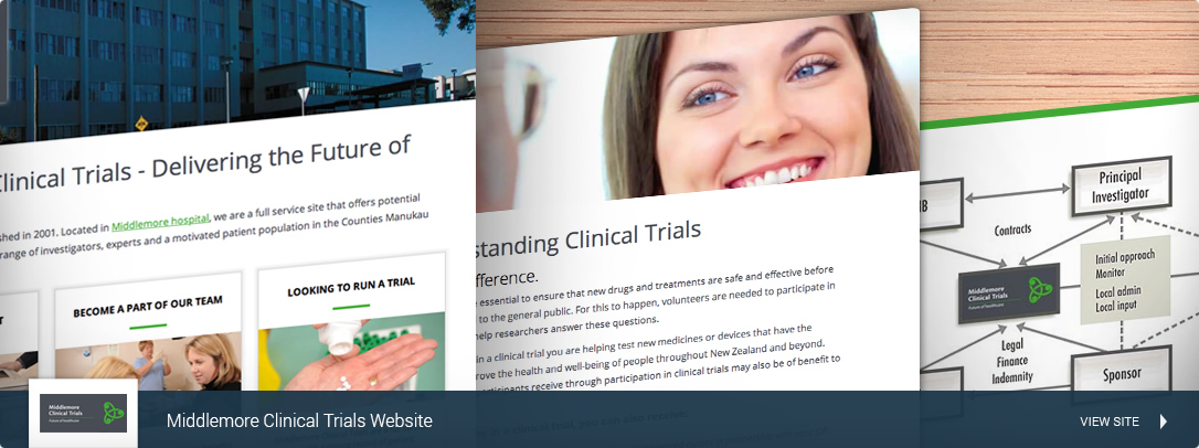 Middlemore Clinical Trials